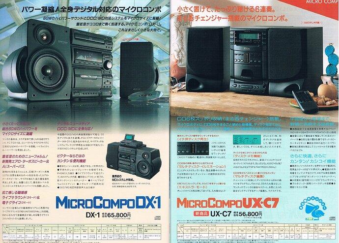 MicroCompoDX1